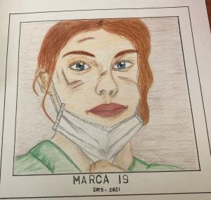 17-Maria Ferreira Silva 9ºF ArteTempoPandemia