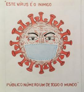 18-Mariana Filipa G. Sá 9ºE ArteTempoPandemia